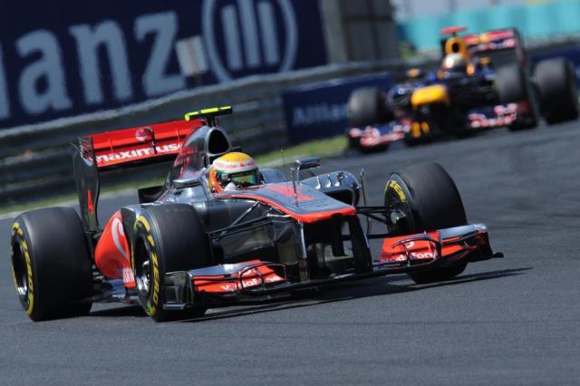 Lewis Hamilton vence o GP da Hungria Attila Kisbenedek/AFP