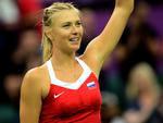 Mais da tenista Maria Sharapova nunca é demais