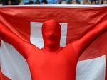 Tocedor da Suíça não queria ver o jogo