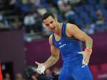Danell Leyva, ginasta norte-americano