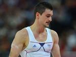 Hamilton Sabot, ginasta francês