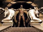 300 (2006): É Xerxes no barulhento blockbuster de ação de Zack Snyder. Também estará na continuação,  300: A Batalha de Artemisa, em filmagens.