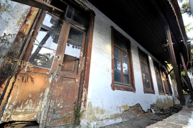Intervenção tenta salvar prédio que abrigou primeira fábrica de discos do Estado Félix Zucco/Agencia RBS