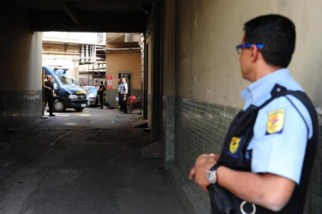 Suspeito de matar mulher e filho ficará internado no Instituto Psiquiátrico Forense Fernando Gomes/Agencia RBS