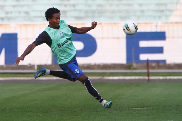Vanderlei Luxemburgo confirma Grêmio com Zé Roberto e Moreno contra o Bahia Lucas Uebel, Divulgação Grêmio/
