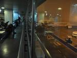 Neblina atrapalhou as atividades no aeroporto da Capital