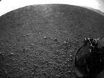 Primeiras imagens captadas pela missão Curiosity, enviada pela NASA a Marte