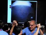 O veículo, do tamanho de uma caminhonete, cumprirá durante dois anos uma missão que estudará se Marte já teve alguma vez elementos necessários para ter tido vida microbiana