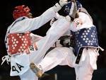 Brasileiro Diogo Silva venceu o uzbeque Dmitriy Kim na categoria até 68kg