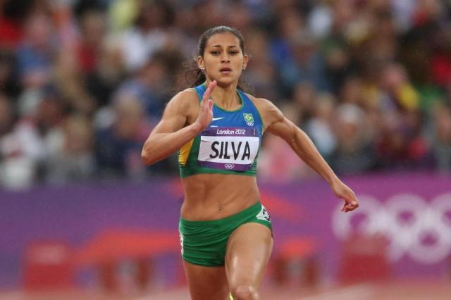 Revezamento feminino 4x100m está na final da Olimpíada Alaor Filho/AGIF/COB