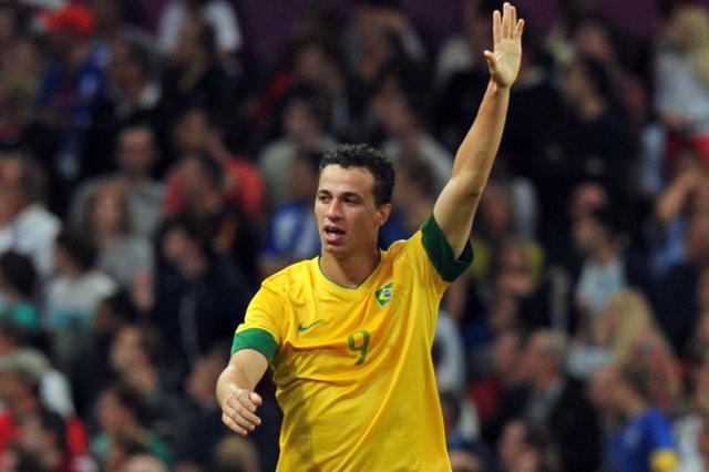 Na mira de clubes ingleses, Damião é dúvida para o ataque do Inter após a Olimpíada Paul Ellis,AFP/