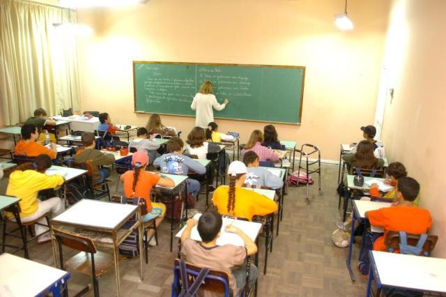Piso dos professores é reajustado para R$ 2.298,80 em 2017 Genaro Joner/Agencia RBS
