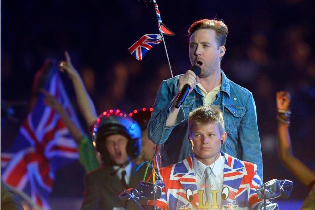 David Coimbra: Londres é rock'n'roll LEON NEAL /AFP/