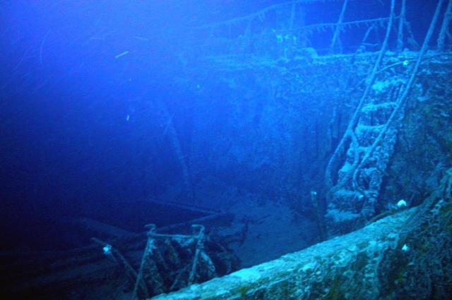 Os caçadores de tesouro no fundo do mar ODYSSEY MARINE EXPLORATION/AFP