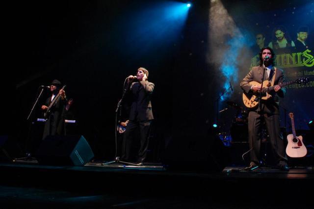 Geminis Bee Gees se apresenta em Porto Alegre Gregori Palavre/Divulgação