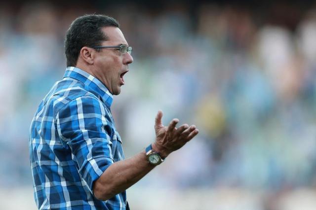 Luxemburgo garante força máxima na quarta e não se preocupa com o Inter Diego Vara/Agencia RBS