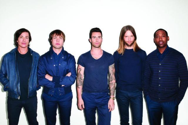 Maroon 5 abdica do pop acústico para investir em som dançante e letras simples Terry Richardson/Divulgação