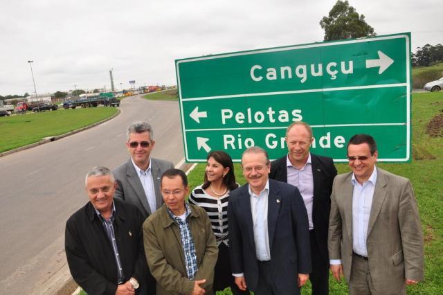 Duplicação da BR-116 começará por Pelotas, diz ministro dos Transportes Nauro Júnior/Agencia RBS