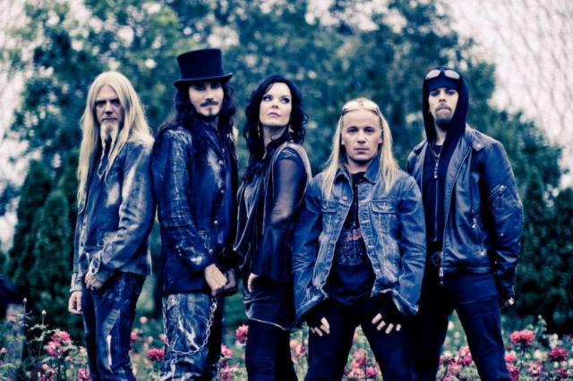 Nightwish se apresenta em Porto Alegre em 9 de dezembro Nightwish/Divulgação