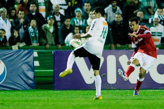 """""""A bola não está entrando"""", diz vice de futebol do Inter Luciano Davi Alexandre Lopes/Divulgação/"""