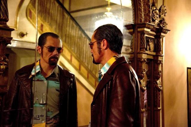 """Michael Shannon interpreta assassino pai de família em """"The Iceman"""" Millennium Films/Divulgação"""