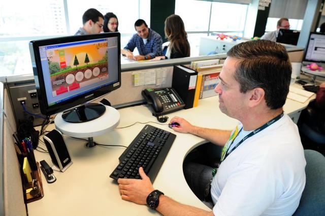 Cada vez mais disseminados, os games podem ser úteis até no trabalho Fernando Gomes/Agencia RBS