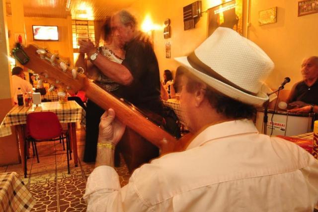 Filme narra história de tradicional bar de choro de Pelotas Nauro Júnior/Agencia RBS