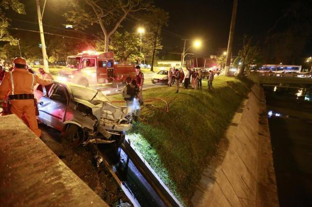 Funcionário da EPTC morre após acidente na Avenida Ipiranga, na Capital Félix Zucco/Agencia RBS