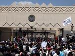 Muçulmanos do Iêmen tentaram entrar na embaixada americana em Sanaa