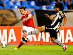 Leandro Damião criou as melhores chances de gol do Inter