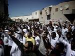 No Bahrein, protestos ocorreram na região de Diraz