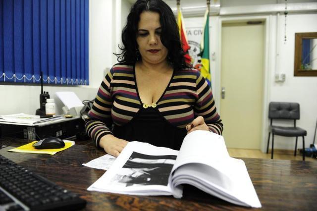 Repercussão deve ajudar na resolução crime contra o idoso, afirma delegada Ronaldo Bernardi/Agencia RBS