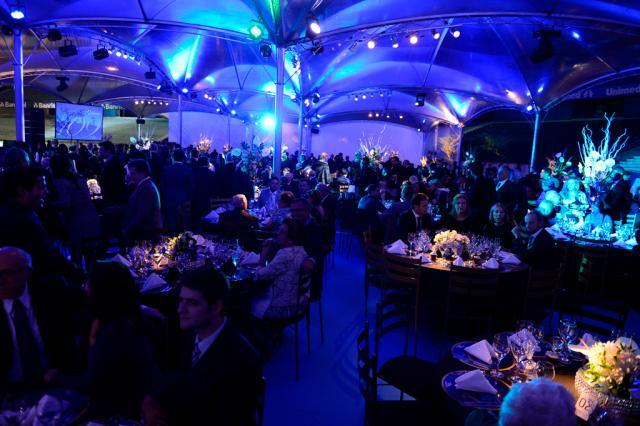 FOTO: Gremistas comemoram aniversário do clube em banquete no Olímpico Andréa Graiz/