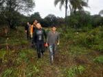 Comunidade indígena ajudou a equipe de resgate na localização dos desaparecidos