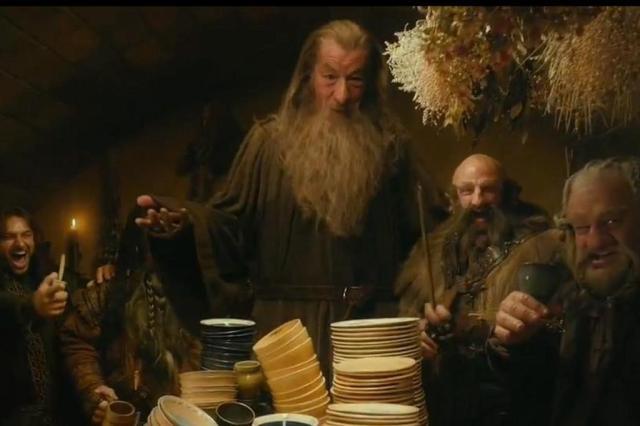 """Divulgado novo trailer de """"O Hobbit - Uma Jornada Inesperada"""" YouTube/Reprodução"""