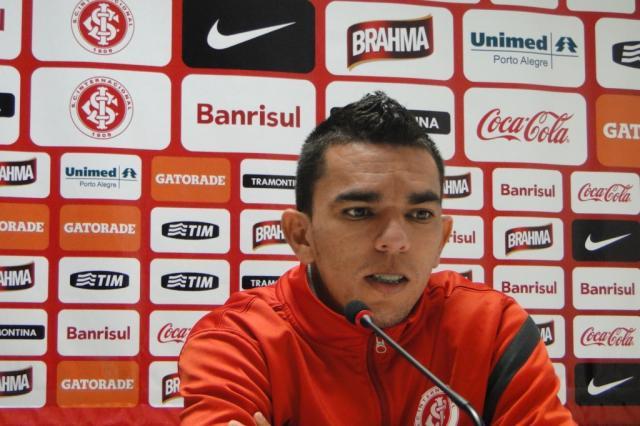"""Edson Ratinho diz que """"não existiu confusão"""" em reunião de jogadores e comissão técnica André Baibich/ Agência RBS/"""