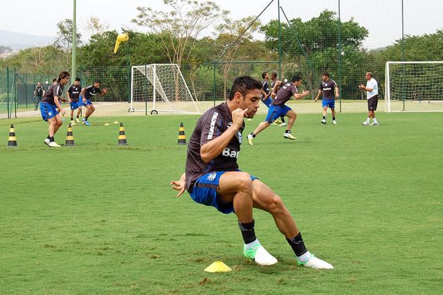 Revelado pelo Atlético-MG, Werley reencontra o ex-clube pela primeira vez Bruno Junqueira, TXT Assessoria /