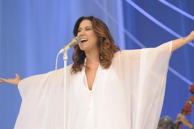 """Maria Rita volta ao Estado com o espetáculo """"Redescobrir"""" Adriana Franciosi/Agencia RBS"""