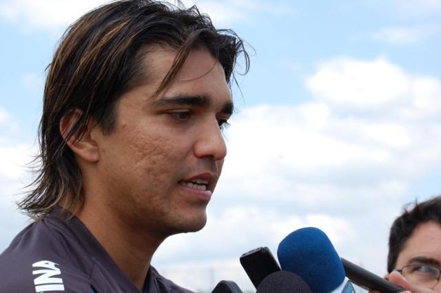 Na despedida de Atibaia, Moreno revela o sonho de ser o goleador do Brasileirão Bruno Junqueira,Divulgação/TXT Assessoria