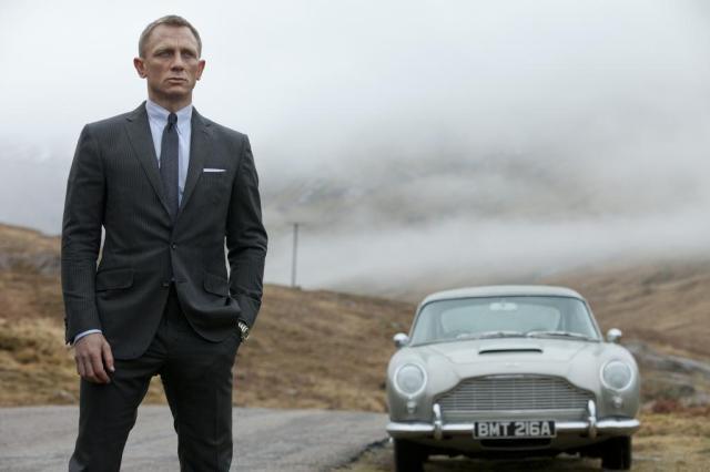 James Bond chega aos 50 anos sony/Divulgação