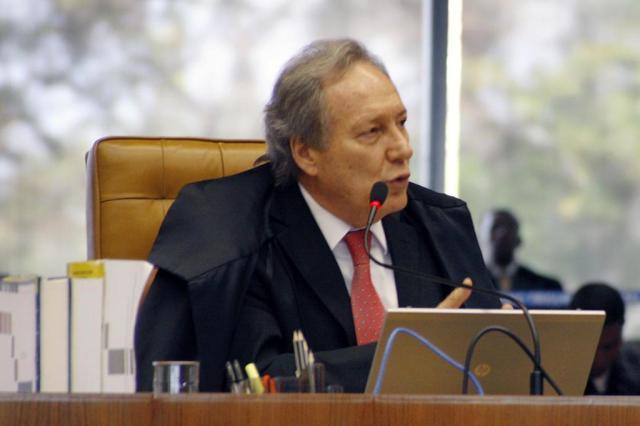 STF adia eleição de Lewandowski para a presidência do tribunal Gervásio Baptista/SCO/STF/SCO/STF