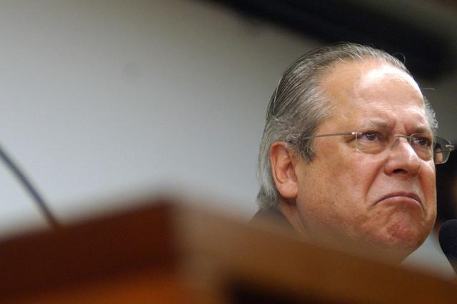 """""""Nós vamos retomar o governo do Brasil"""", diz Dirceu em áudio a petistas Marcello Casal Jr/Agência RBS"""