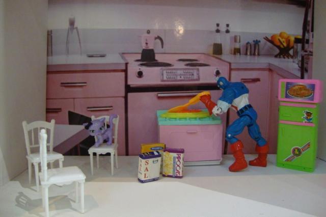 Mostra 'Brinquedo é Coisa Séria' abre nesta terça-feira Museologia da UFRGS/Divulgação