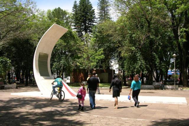As três obras de Niemeyer em solo gaúcho Cláudio Gottfried/Especial