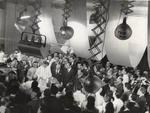 1962 | A TV Gaúcha é inaugurada em 29 de dezembro de 1962. Na cerimônia de inauguração do Canal 12 de Porto Alegre, estiveram presentes o presidente da república, João Goulart, e o governador do Estado, Leonel Brizola.