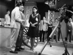 1963 | Ieda Maria Vargas, após vencer o Miss Universo em 20 de julho, participa de programa na TV Gaúcha, Sim ou Não, com Salimen Jr