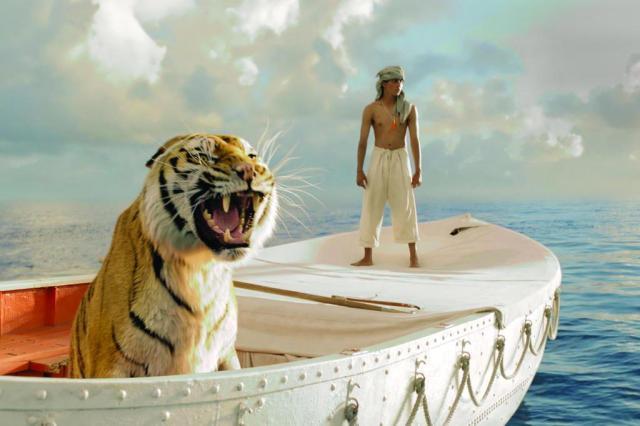 'As Aventuras de Pi', filme baseado em livro envolvido em polêmica com obra de Moacyr Scliar, estreia no Brasil Fox/Divulgação