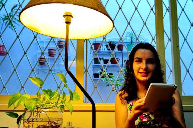 À luz da preferência, livro digital tenta conquistar mercado no Brasil Fernando Gomes/Agencia RBS