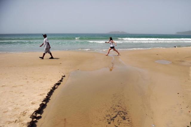 Veja quais são os perigos da beira da praia e saiba como se proteger Alvarélio Kurossu/Agencia RBS