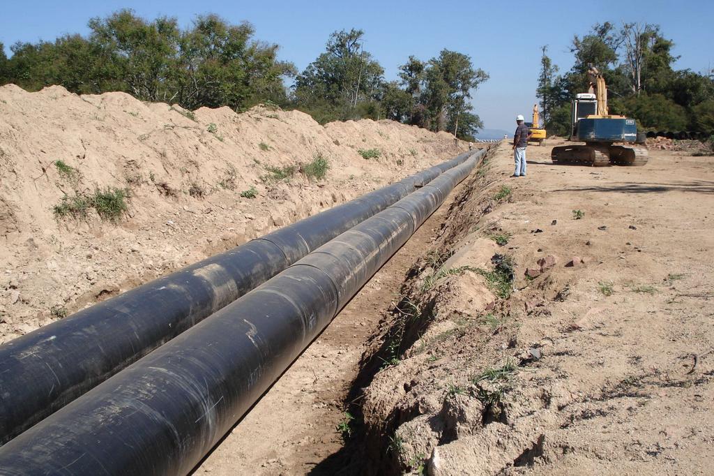 Marchezan quer privatizar serviços de água e esgoto em Porto Alegre Dmae/Divulgação